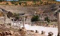 Bezoek de overblijfselen in Ephesus